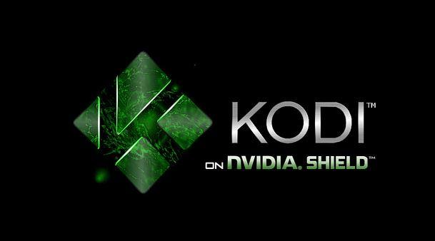 kodi on nvidia shield tv